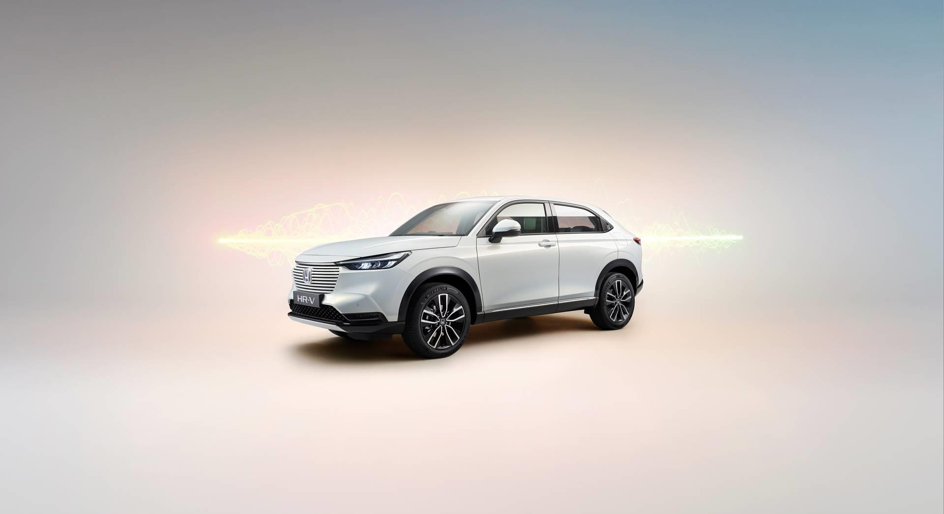 2022 Honda HR-V e:HEV