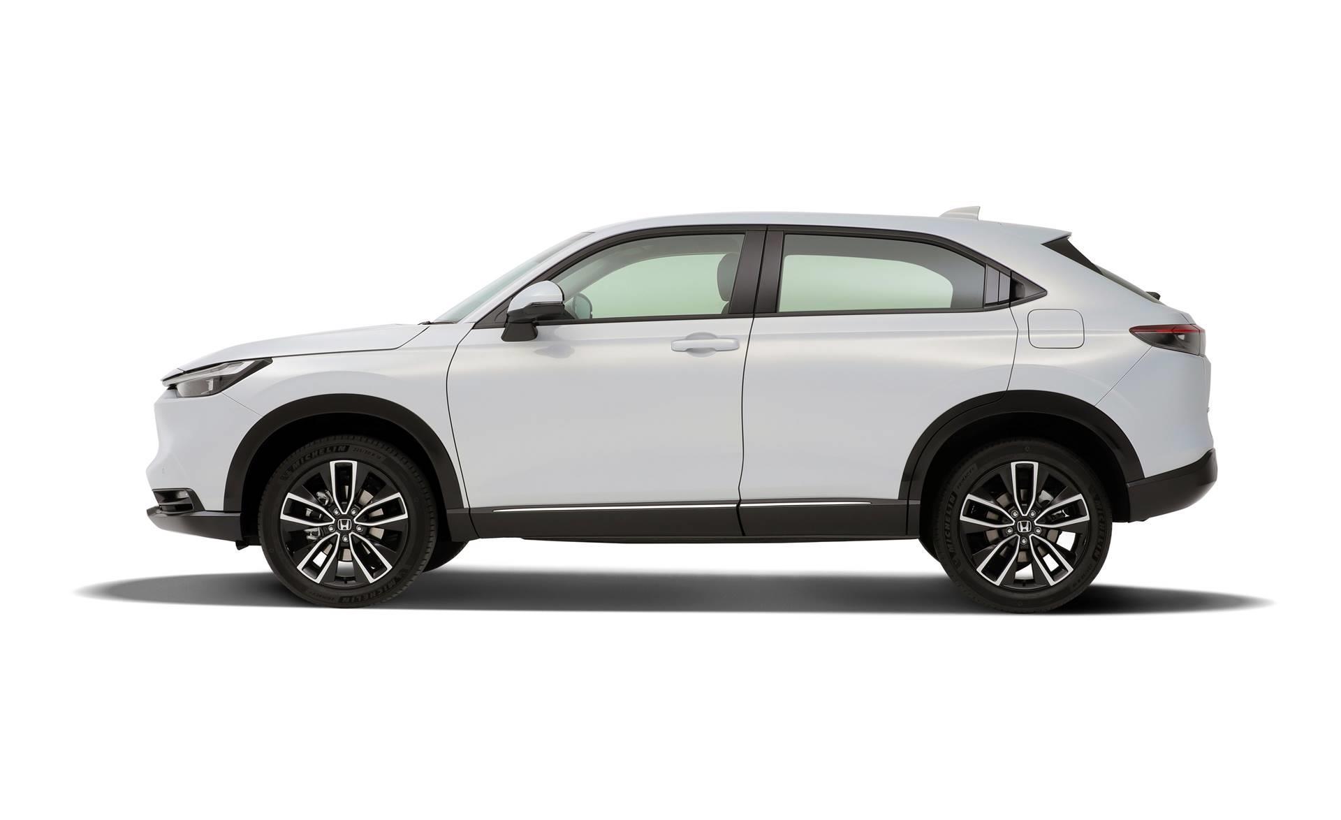 2022 Honda HR-V EU
