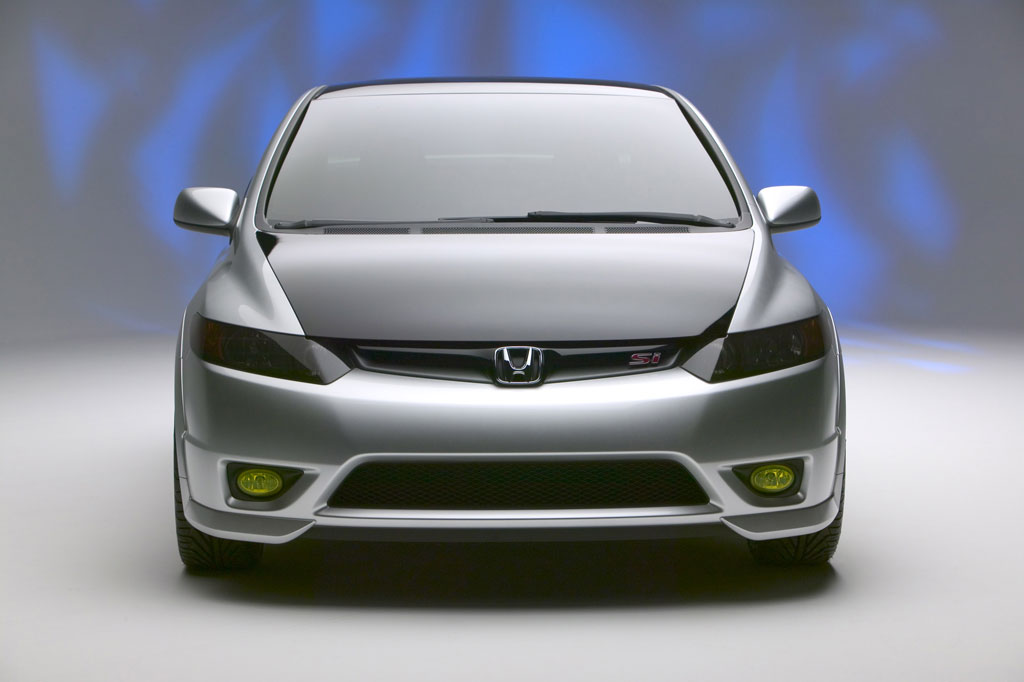 2002 Honda Civic Hatchback Thumbnail Image