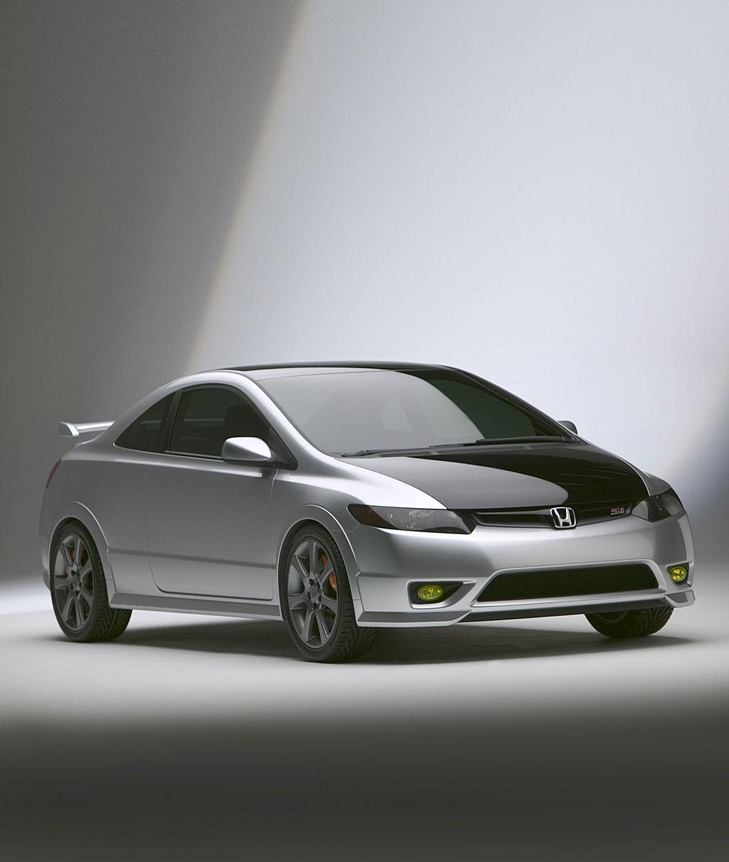 2005 Honda Civic Si