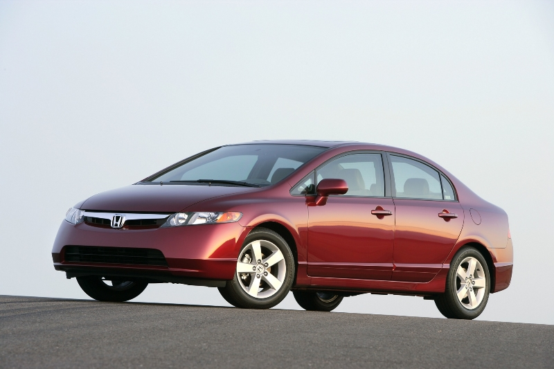 2011 Honda Civic thumbnail image