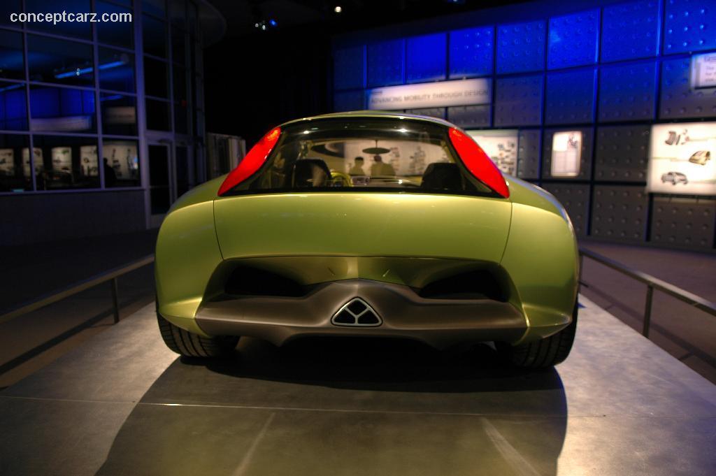 2006 Honda GRX Concept thumbnail image
