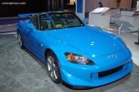 2008 Honda S2000 CR Prototype image.
