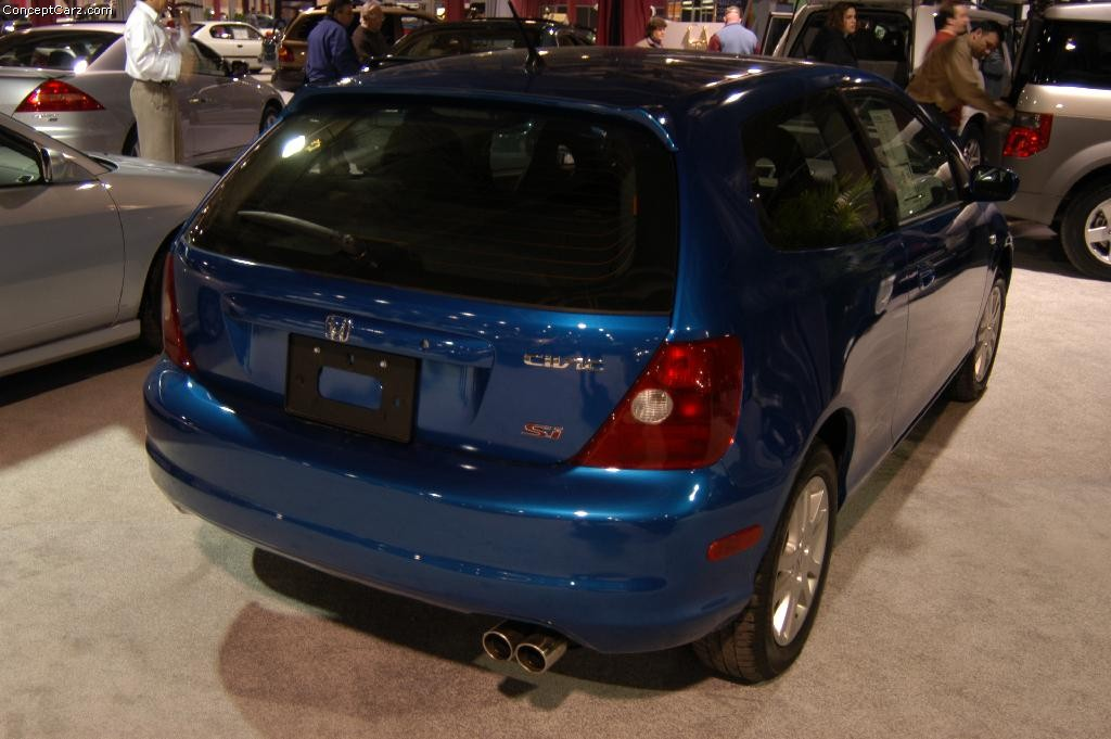 2003 Honda Civic thumbnail image