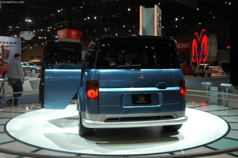 2004 Honda Element Concept