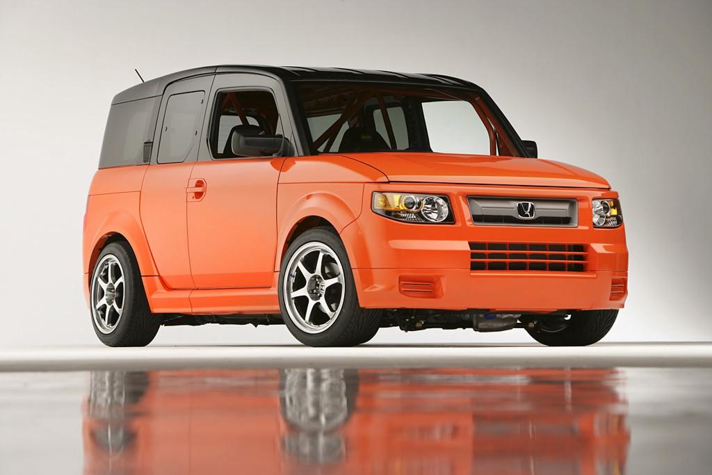 2006 Honda Element-D Concept