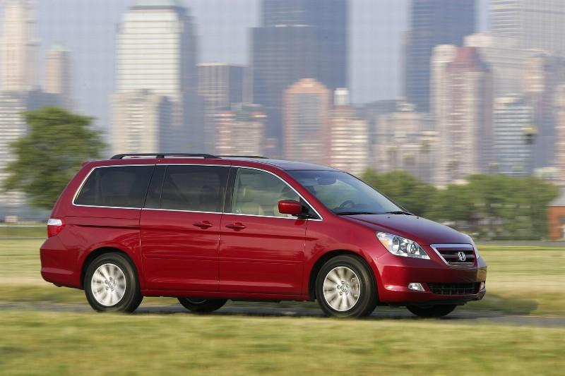 2008 Honda Odyssey thumbnail image