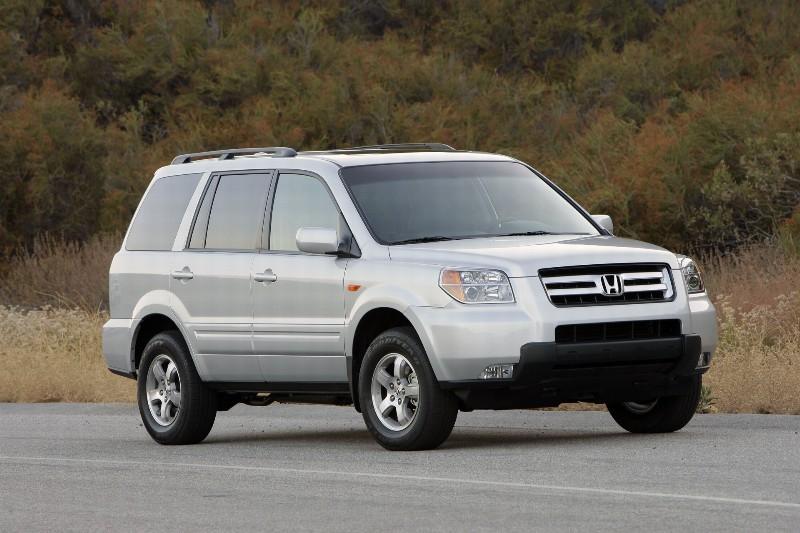 2008 Honda Pilot Prototype thumbnail image