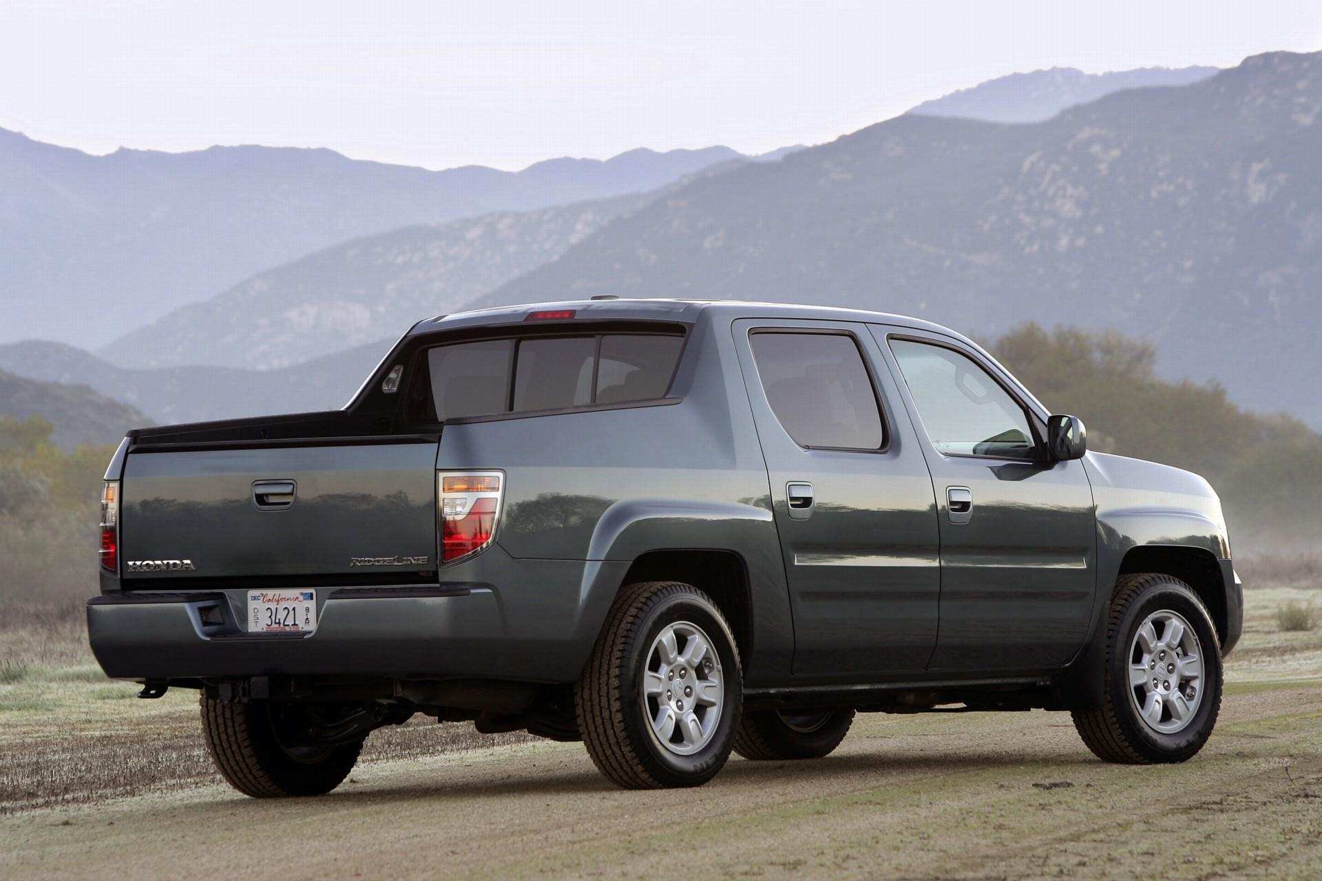 2007 Honda Ridgeline Image. https://www.conceptcarz.com ...
