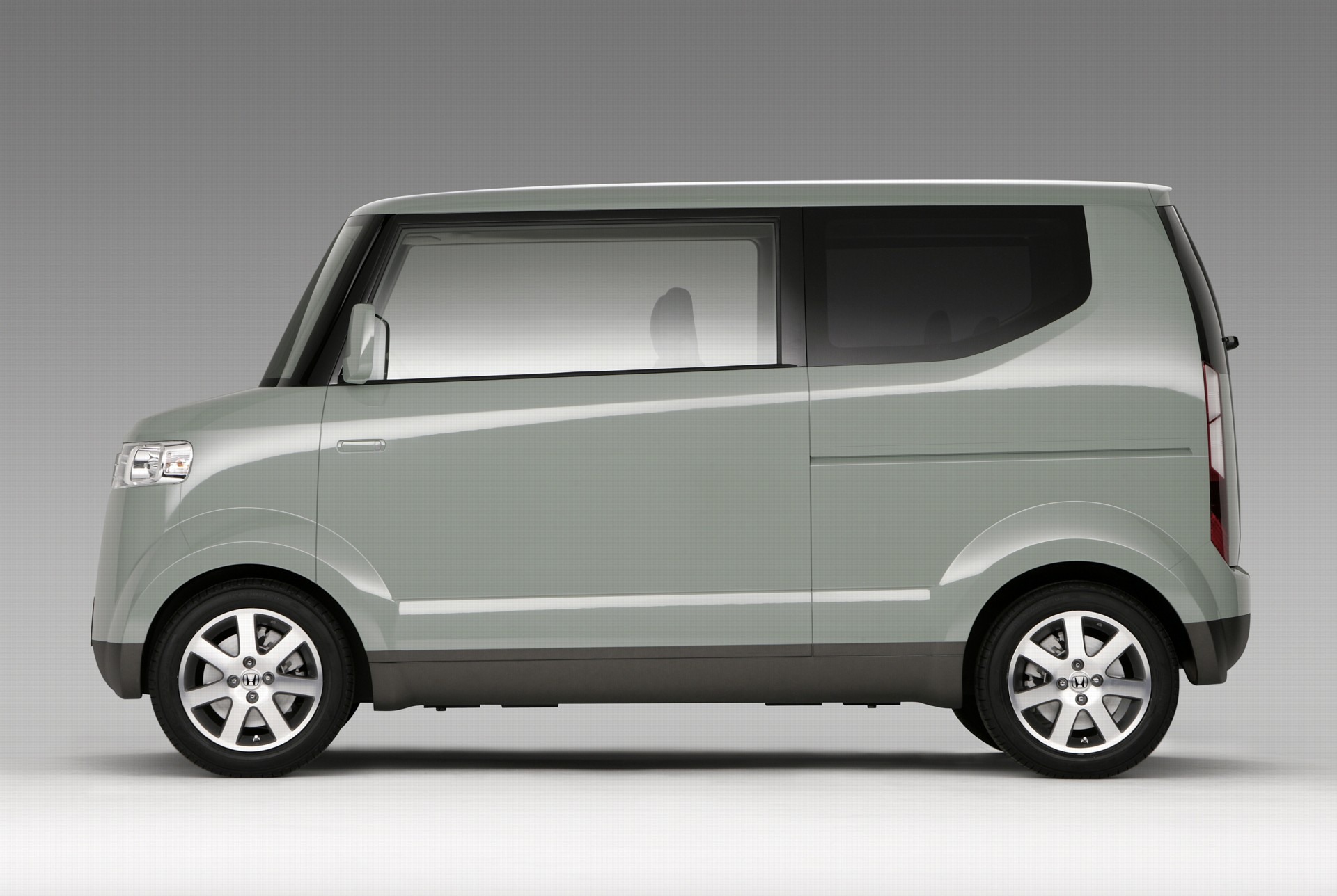 2007 Honda Step Bus Concept