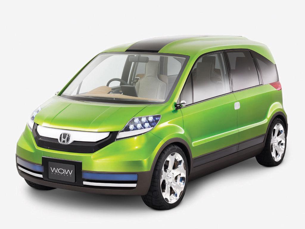 2005 Honda W.O.W. Concept