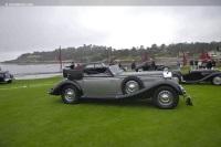 1936 Horch Model 853 image.