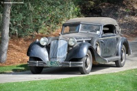 1937 Horch 853 image.
