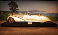 Horch 853 A Erdmann & Rossi Roadster