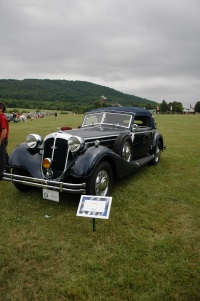 1939 Horch 853A image.