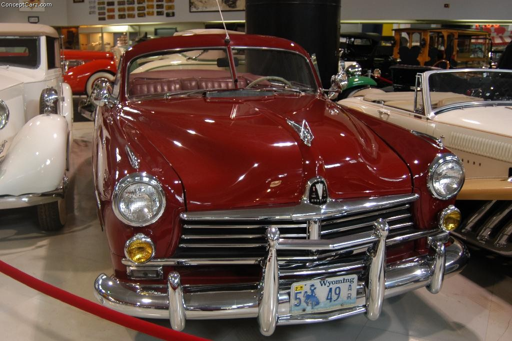 1949 Hudson Commodore Custom History, Pictures, Value ...