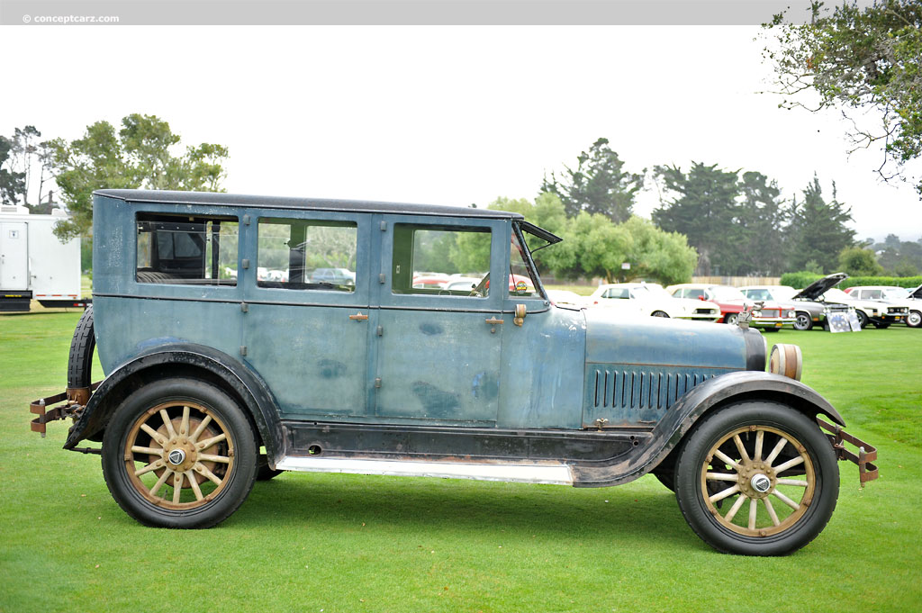 Car True Value >> 1924 Hudson Super Six History, Pictures, Value, Auction Sales, Research and News