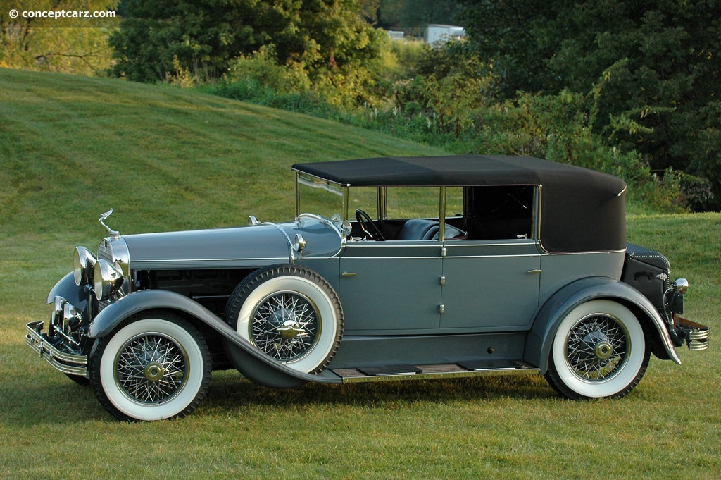 1928 Hudson Model O History Pictures Sales Value Research And News