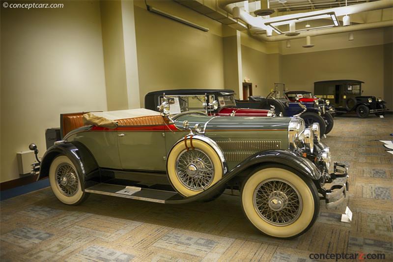 1929 Hudson Model R photograph