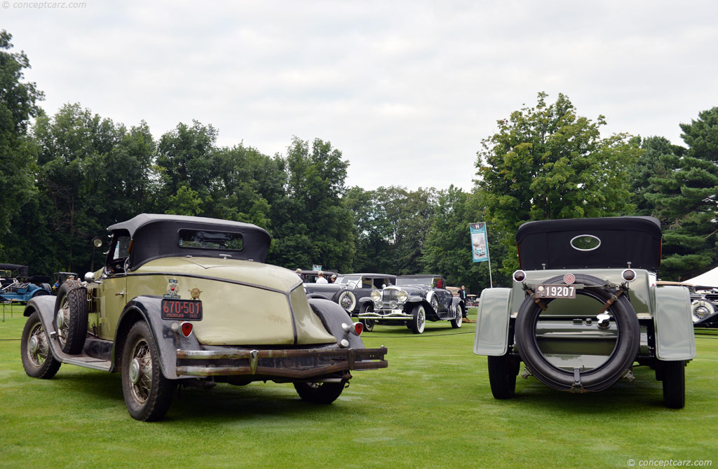 Auction Results and Sales Data for 1931 Hudson Series T
