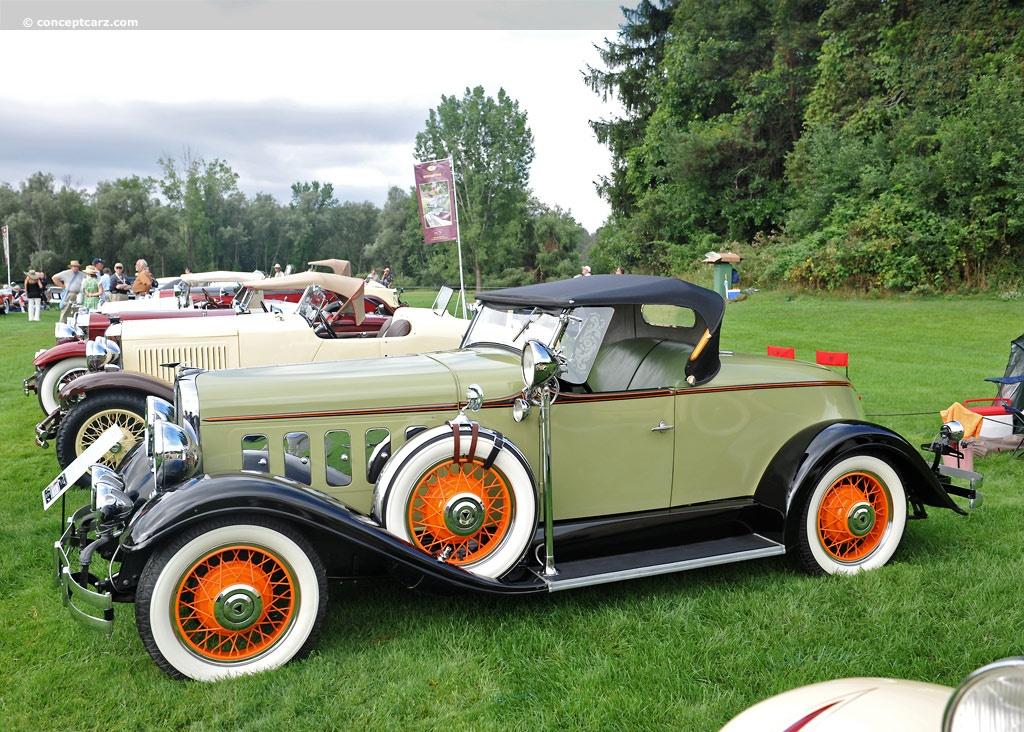 1931 Hudson Series T Image