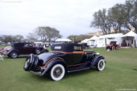 1932 Hudson Series T Eight