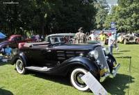 1934 Hudson Eight LT Special
