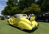 1936 Hudson Custom Eight