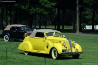 1936 Hudson Series 65 Custom Eight image.