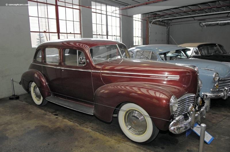 1941 Hudson Deluxe Six