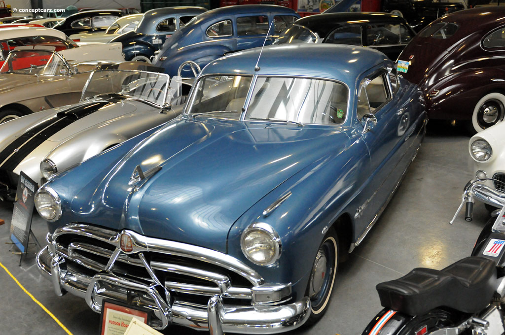 1951 Hudson Hornet Series 7A Image. Photo 58 of 124