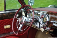 1951 Hudson Hornet Series 7A.  Chassis number 7A122578