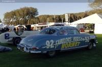1952 Hudson Hornet NASCAR