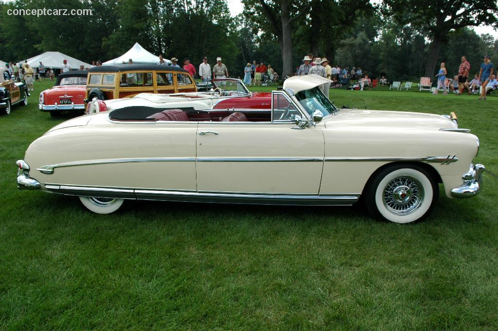 Auction Results And Sales Data For 1952 Hudson Hornet