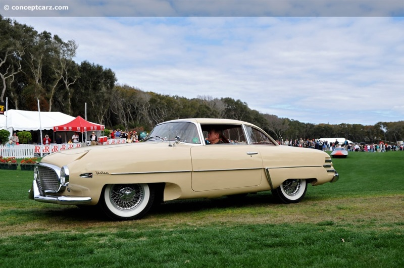 1953 Hudson Italia History Pictures Value Auction Sales Research