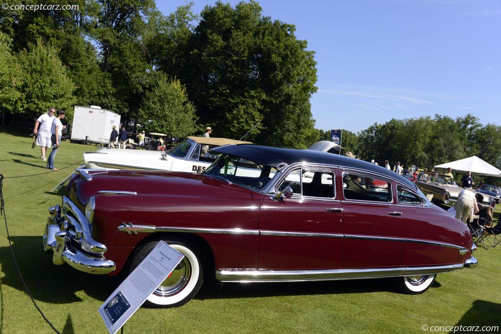 1953 Hudson Hornet Image