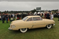 1954 Hudson Italia.  Chassis number IT 10025