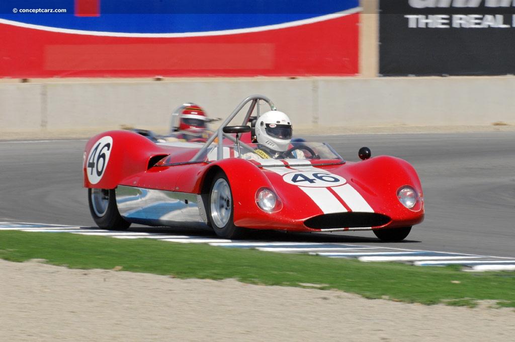 Huffaker Genie Mk Race Car