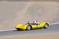 1B : 1955-61 Sports Racing Cars under 2000cc