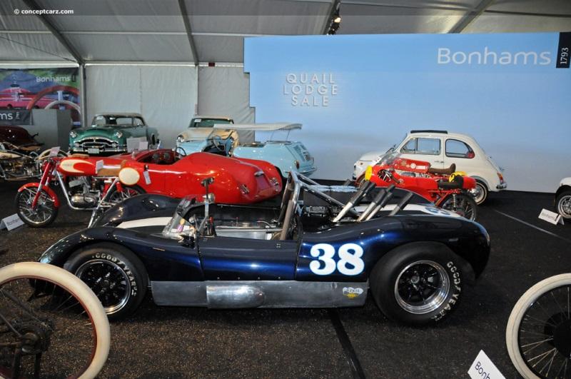 1964 Huffaker Genie MK10