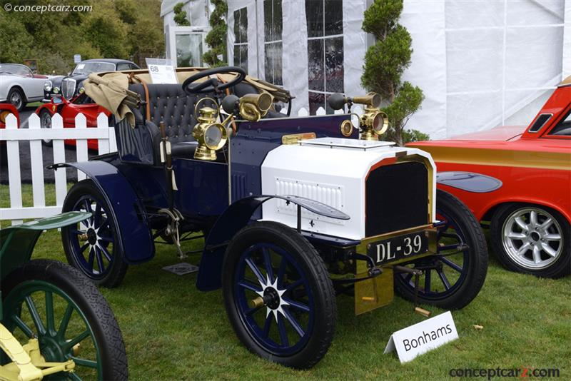 1904 Humber 8.5HP Twin-Cylinder
