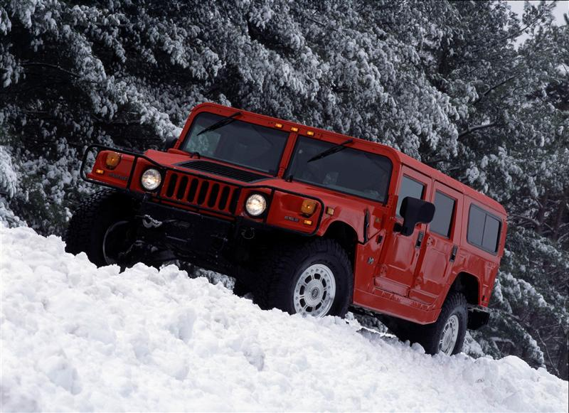 2003 Hummer H1 Image Photo 6 Of 10