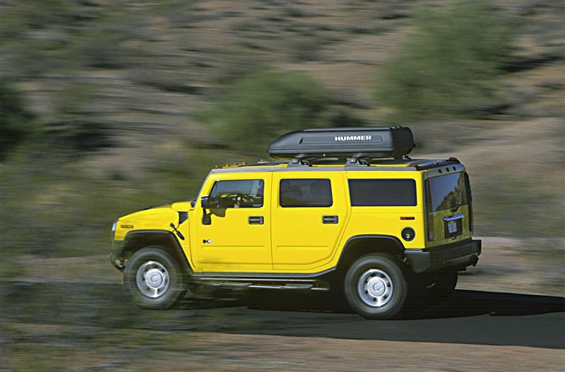 2004 Hummer H2 History Pictures Value Auction Sales Research And