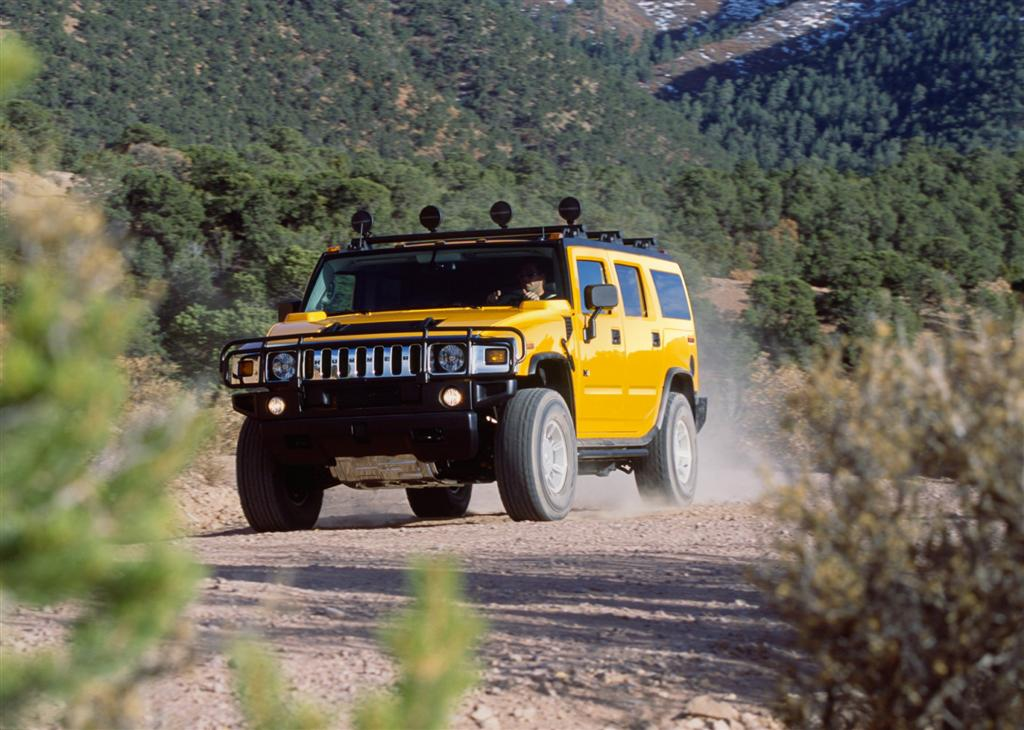 Auction Results And Sales Data For 2005 Hummer H2