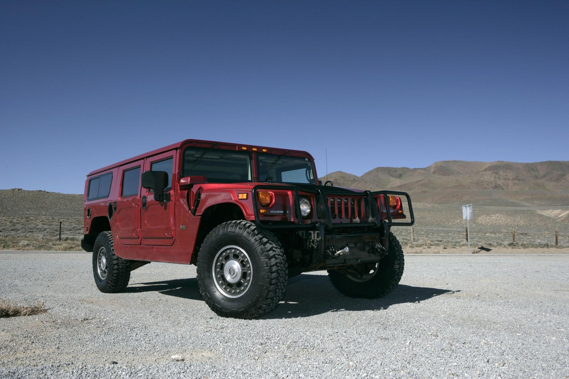 2006 Hummer H1 Alpha History Pictures Value Auction Sales