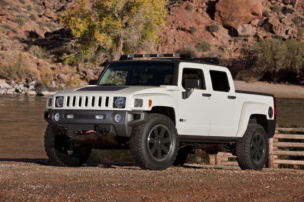 Dodge Midsize Truck >> 2010 Hummer H3T Sportsman News and Information - conceptcarz.com