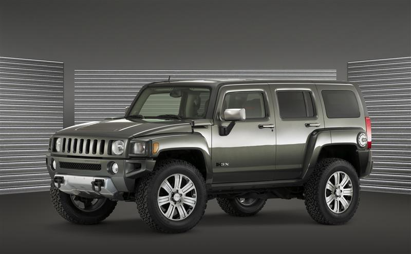 2009 Hummer H3 X Concept News And Information Research And Pricing