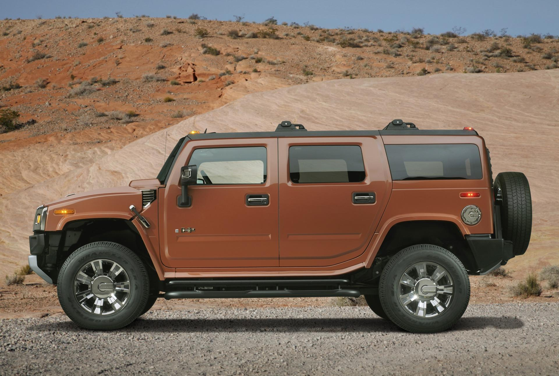 2009 Hummer H2 News And Information Conceptcarz Com