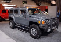 Popular 2008 Hummer H3 Alpha Wallpaper