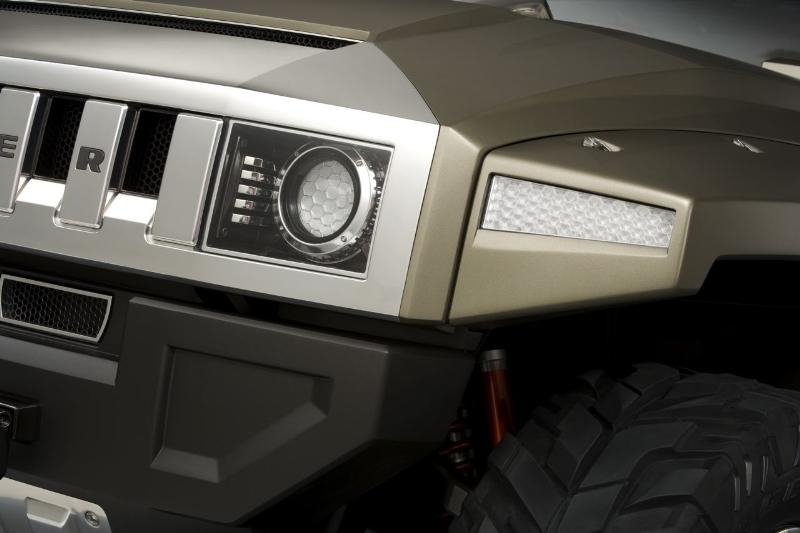2008 Hummer HX Concept